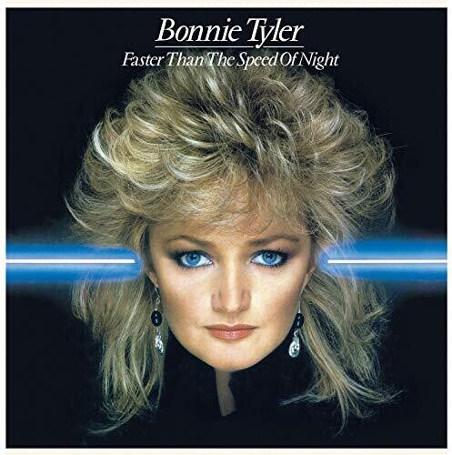Bonnie Tyler / Faster Than The Speed Of Night ...