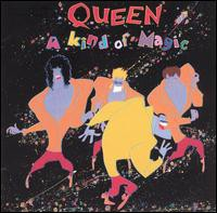 Queen / A Kind of Magic (輸入盤CD)(クイーン)