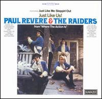 Paul Revere & The Raiders / Just Like Us! (輸...