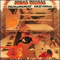 Stevie Wonder / Fulfillingness' First Finale (...