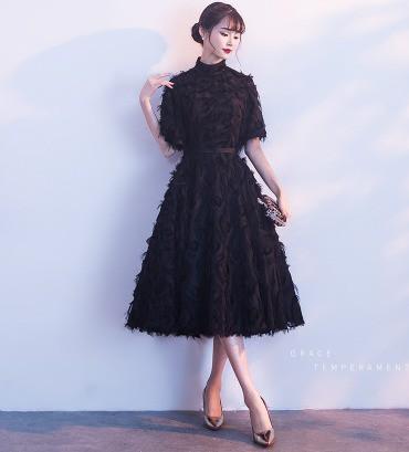 ドレス パーティー フレア 結婚式 披露宴 2次会 ...