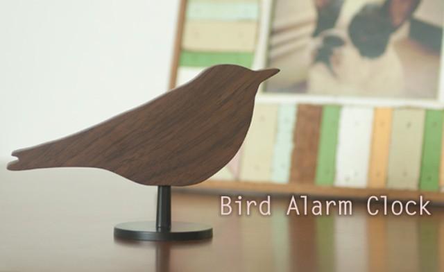 バードアラームクロックのやさしい小鳥のさえずり...