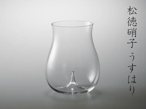 【松徳硝子/うすはり:単品】大吟醸 グラス 大吟醸...