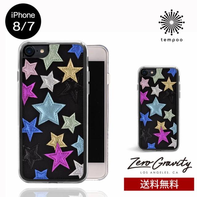 送料無料 メール便 iPhone8/7 ZERO GRAVITY STARS...