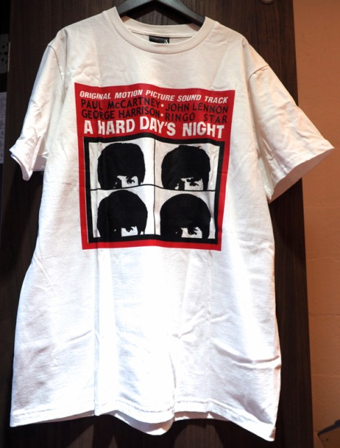 The Beatles ザ ビートルズ A HARD DAYS NIGHT ロ...