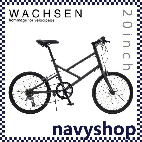WACHSEN ヴァクセン 20インチ アルミミニベロ 8段...