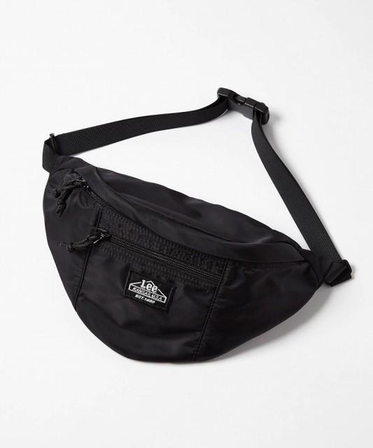 SMIR NASLI 【Lee×SMIRNASLI】Nylon Body Bag ...