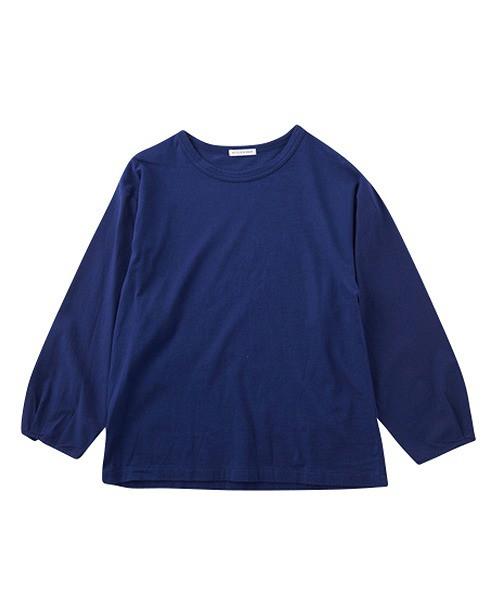 STYLEMIXER 袖布帛Tシャツ 500BS180-0291