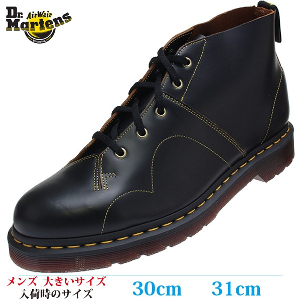DR. MARTENS ブーツ 30cm 31cm ARCHIVE CHURCH メ...
