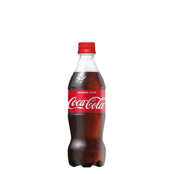 コカ・コーラ 500mlPET【24本×1ケース】