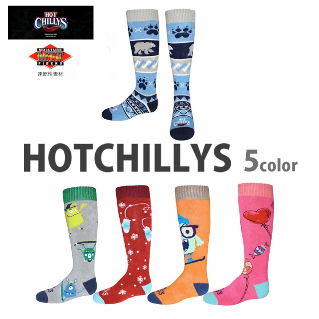 HOT CHILLYS (ホットチリーズ) フィエスタス ソッ...