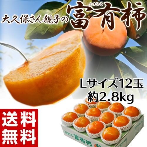 柿 かき カキ 富有柿 送料無料 山梨県石和町産 「...