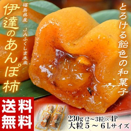 柿 カキ かき 送料無料 福島県産 JAふくしま未来 ...