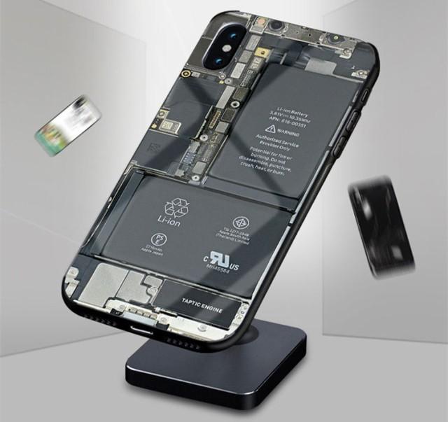 iPhone XS Max ケース アイフォン テンエス マッ...