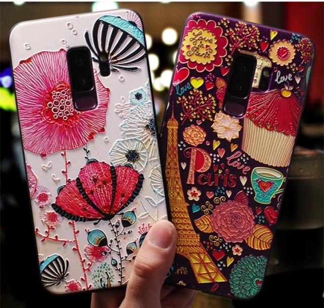 Samsung Galaxy S9+ ケース Galaxy S9 Plus ケー...