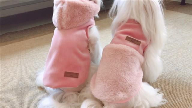 犬の服 トップス 暖かい ペット用品 DOG服 犬服...