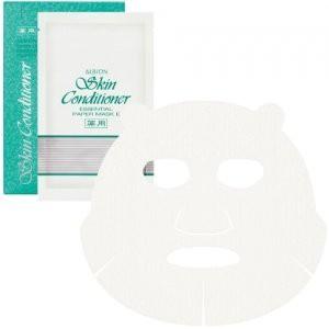ALBION アルビオン スキンコンディショナーエッセンシャルペーパーマスクE 12ml×8枚入 (医薬部外