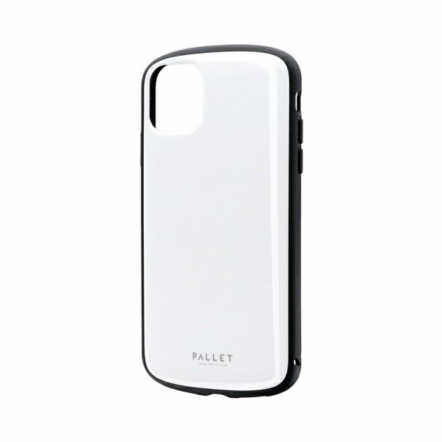 iPhone 11 耐衝撃 ハイブリッドケース LP-IM19PLA...