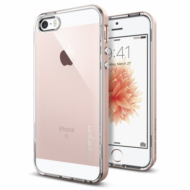iPhone SE ケース iphone5s/5 カバー spigen ネオ...
