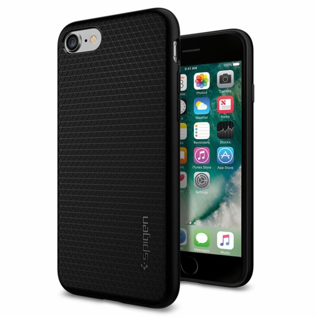 アイフォン8 iphone8 iPhone7 ケース spigen リキ...