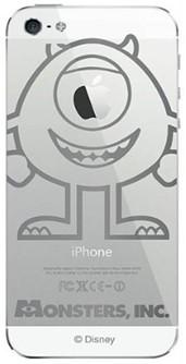 ディズニー iphone5s/5 クリアデザイン ケース マ...