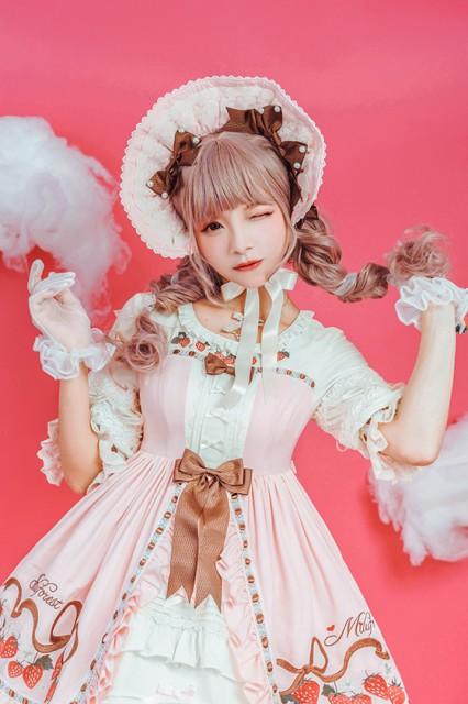 ロリータ ドレス lolita ロリィタ ロリータ いち...