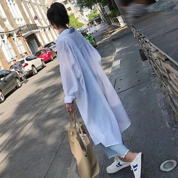 特価 UVカット カーディガン ィース 薄手 ロング丈 羽織り UV対策 長袖 羽織り 紫外線カット 日焼け対策 春 夏涼しい ロングカーディガン
