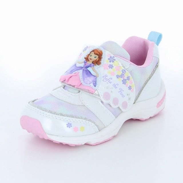 ディズニー プリンセス 子供靴 カジュアルシュー...