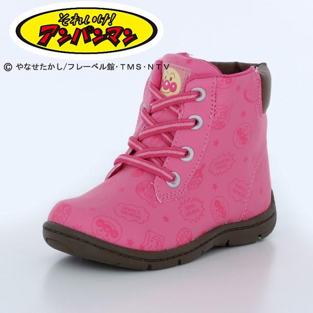 (還元祭)アンパンマン 子供靴 APM C149 ピンク ア...