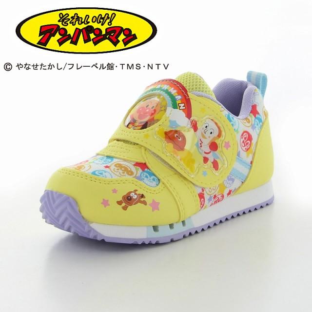 アンパンマン 子供靴 APM C150 イエロー アンパン...