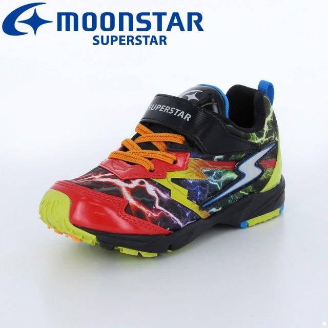 ムーンスター スーパースター 子供靴 スニーカー ...