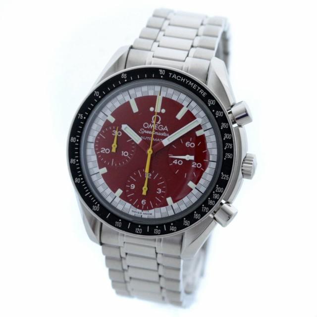 cheaper 514ca fc769 中古】 オメガ スピードマスター シューマッハモデル 腕時計 ...