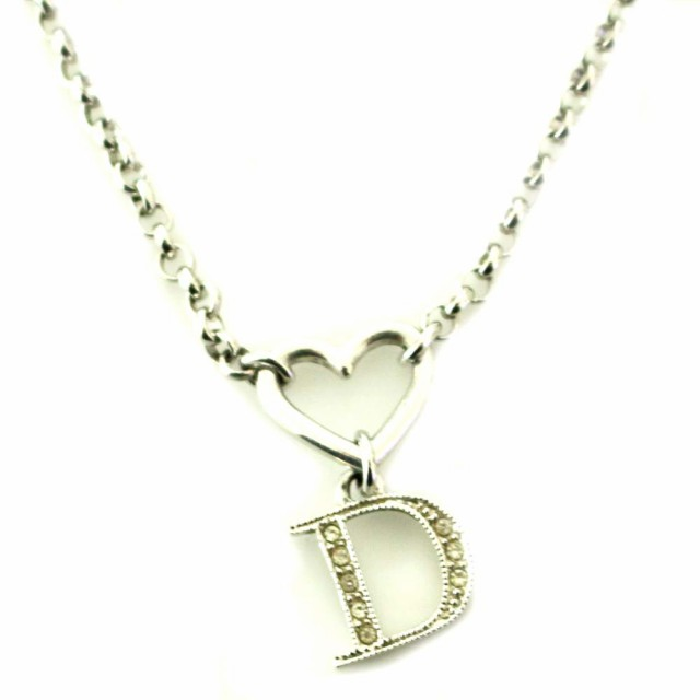 best website d5816 62c7a 中古】Christian Dior クリスチャンディオール ハート ロゴ ...