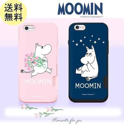 ムーミン iPhoneX iPhone8/7  iPhone6 キャラクタ...