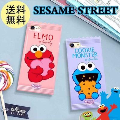 セサミストリート グッズ SESAME STREET iPhoneX ...