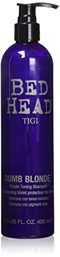 TIGI Bed Head Dumb Blonde Purple Toning Shampo...