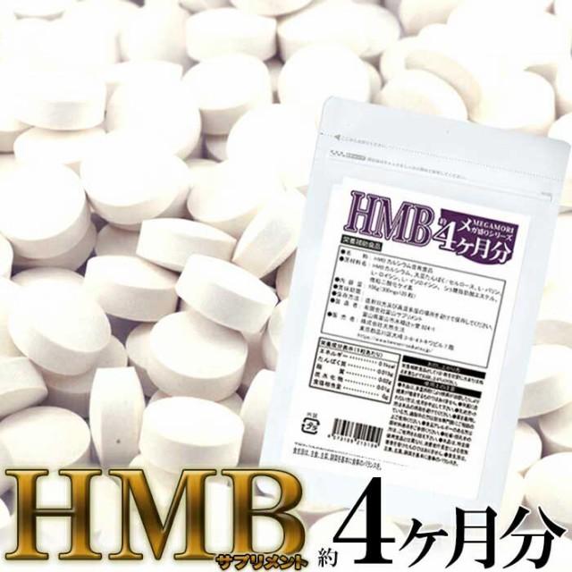 【ネコポス送料無料】メガ盛り HMBサプリメント ...