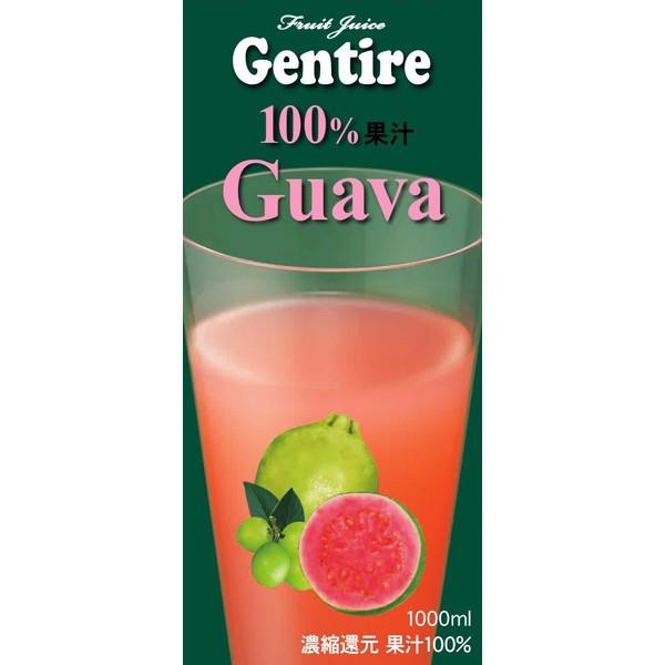ジェンティーレ グァバジュース 1,000ml
