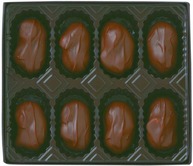 マカダミアナッツチョコレートTIKI スクエア 10...
