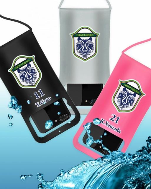 東京レキオス BEACH SOCCER 公式 公認 防水...