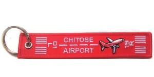 フライトタグ 千歳空港 Ver. CTS BASE AIRPORT 赤...
