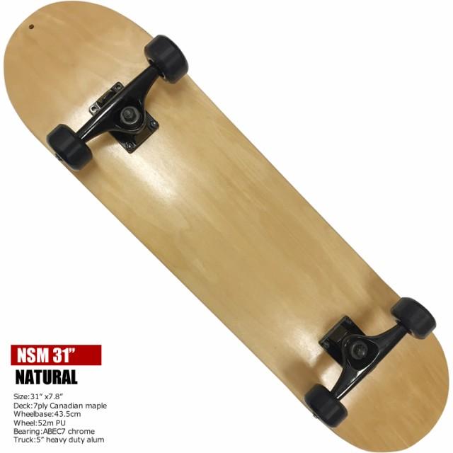 スケートボード 31インチ NTL NEW STREET MOVE 31...