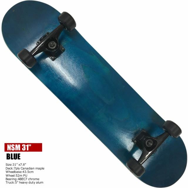 スケートボード 31インチ BLE NEW STREET MOVE 31...