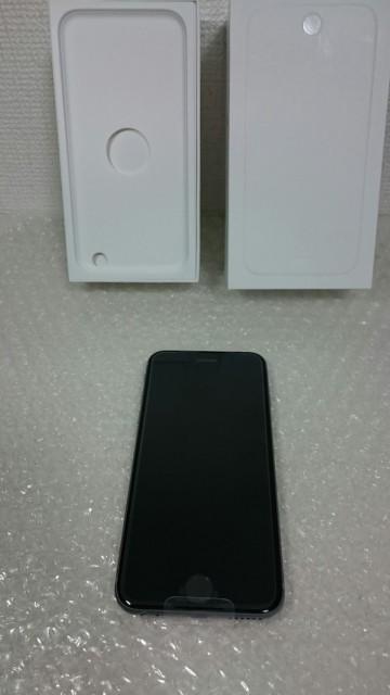 【ほぼ新品・送料無料】Apple au iPhone6 64GB ス...