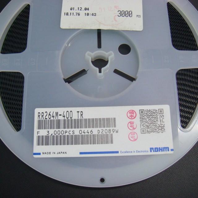 7511(30000個) 整流ダイオード ROHM RR264M-400 4...