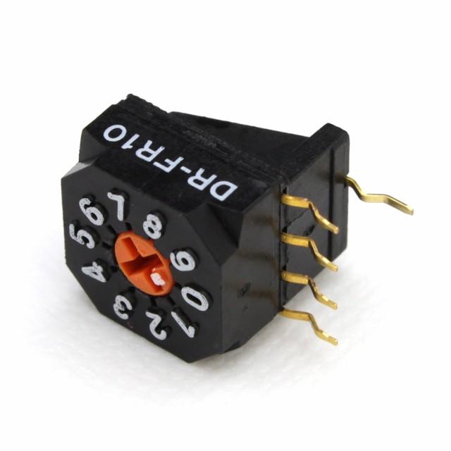 [s148] DR-FR10H NKK Switch ロータリーディップ...