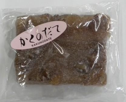 くるみ餅 バラ