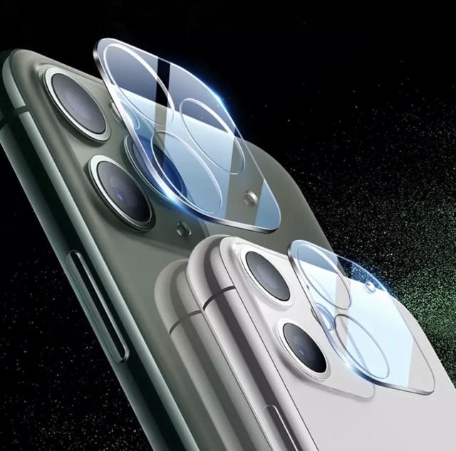 iPhone12 カメラレンズ 保護カバー ガラスフィル...