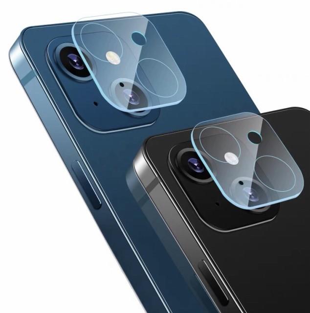 iPhone13 カメラレンズ 保護カバー ガラスフィル...