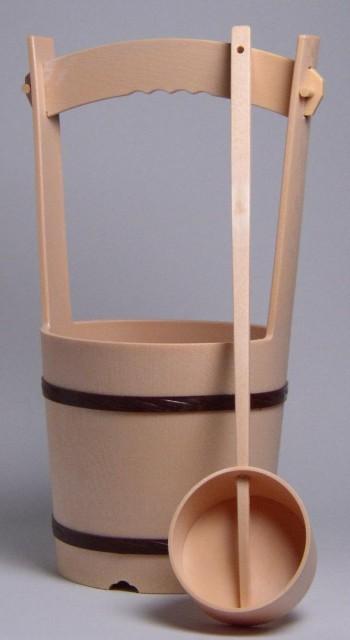 特製 手桶 セット (小)LS (プラスチック製) /価格...